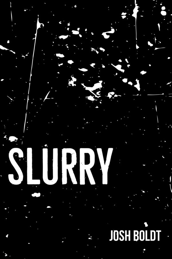 Slurry novel front cover